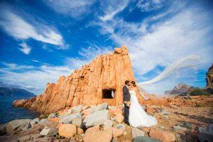 matrimonio alle rocce rosse