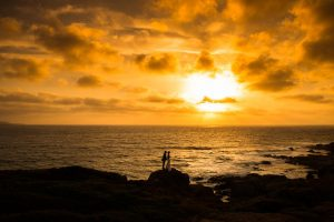 tramonto a carloforte