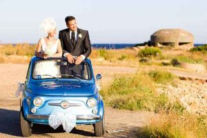 Matrimonio a capitana